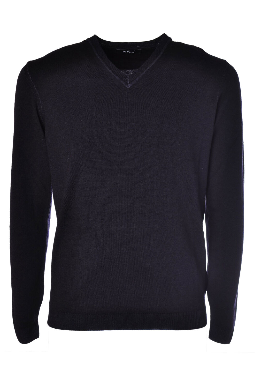 Alpha - Knitwear-Sweaters - Man - Blau - 483015C183926