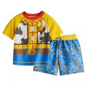 Toy Story Woody Girls Childrens Swimming Suit Bikini Costume