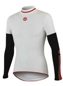 Castelli-Feroce-Men-039-s-Long-Sleeve-Cycling-Baselayer-Size-S-M-NEW