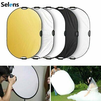 5-in-1 Photography Studio Collapsible Multi Disc Photo Light ...