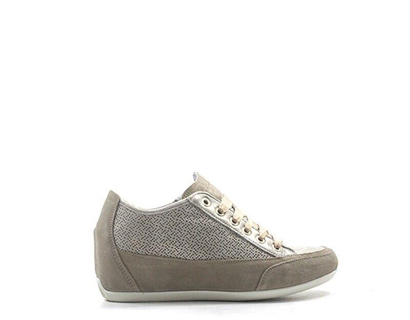 Chaussures IGI&CO femmes Turnchaussures Trendy  BEIGE Scamosciato 3164022-DSE