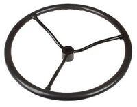 60070d Ih Farmall Steering Wheel C-h-m-md-super A-17.50 3/4 Splinde Hub