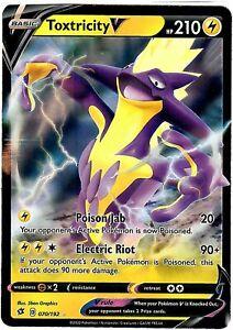 Toxtricity-V-070-192-Ultra-Rare-Pokemon-Sword-and-Shield-Rebel-Clash