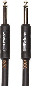 Roland-ric-b15-cavo-strumenti-Serie-BLACK-jack-da-4-5m-6-3mm-2-x-appena
