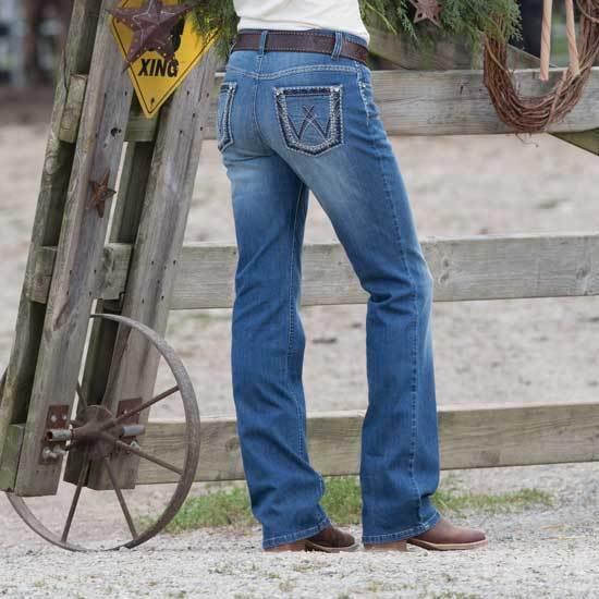 Wrangler URJ Shiloh Midland Jean