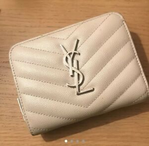Image is loading YSL-Nude-Pink-Purse c084cee9339a