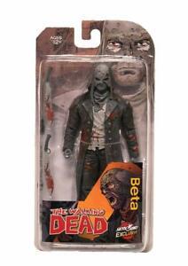 """The Walking Dead-bêta (bloody Version) 6""""/skybound Exclusive-afficher Le Titre D'origine Bonne Conservation De La Chaleur"""