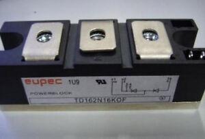 INFINEON TD162N16KOF MODULE EUPEC