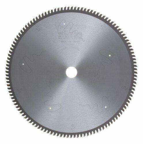 "120 Tooth ATAFR Grind - 1/"" Arb Tenryu ML-305120AB 12/"" Carbide Tipped Saw Blade"