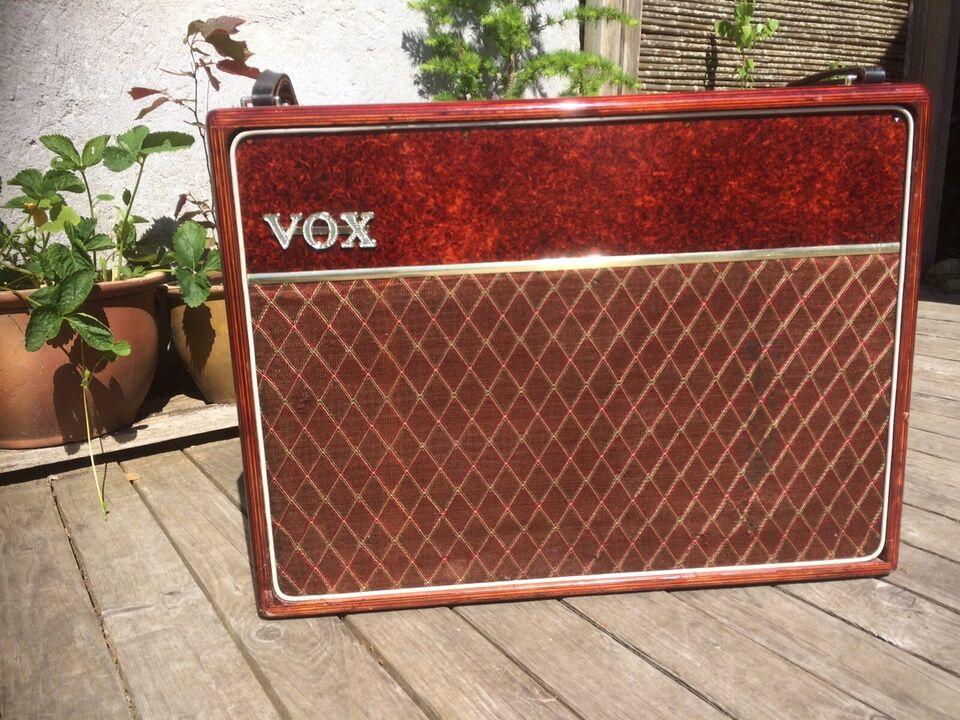 Guitarcombo, VOX AC30 TREBLE ca.1964