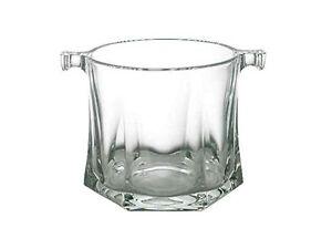 Bormioli-Rocco-Capitol-1L-33-3-4-oz-Ice-Bucket-Clear-NEW