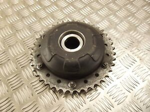 Triumph-1050-Speed-Triple-2010-rear-sprocket-amp-carrier-2005-2006-2007-2008-2009