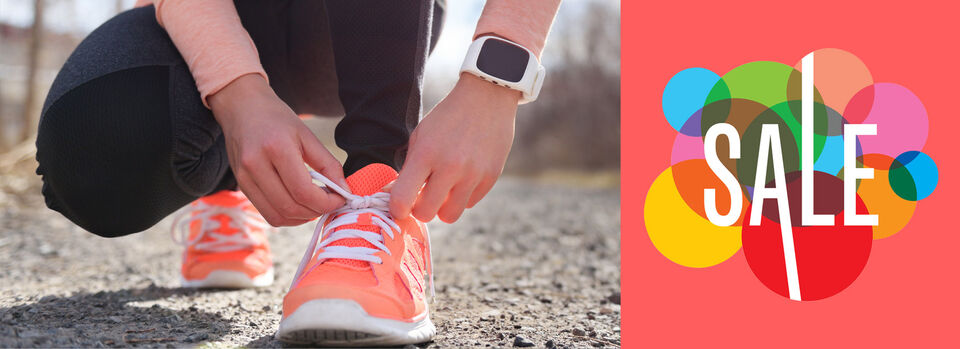 Shop Now - Stay Fit with a Smartwatch