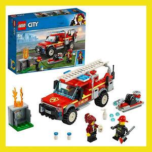 LEGO® City - 60231  Feuerwehr-Einsatzleitung + Feuerwehrauto ++NEU& OVP++