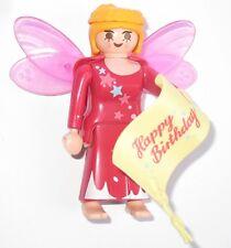 Playmobil HAPPY BIRTHDAY FEE Karstadt Fee Figur Geburtstag komplett 4986