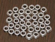 (36pcs) TAMIYA 1:16 KING TIGER TANK Metal Sealed Ball Bearing Set