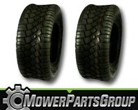 D034 (2) Turf Tires Lawn Tractor Mower 18x8.5x8 18x8.5-8 18-8.50-8.00
