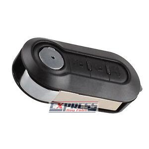 peugeot boxer expert van 3 button remote flip folding key fob case