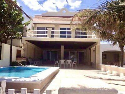 Casa en venta frente al mar en Progreso