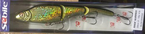 SEBILE MAGIC SWIMMER 228MM SLOW SINKING 9 inch 4 oz SWIMBAIT Pick Color