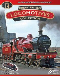 Great British Locomotive Collection Question 14 No.1000 Et La Midland '