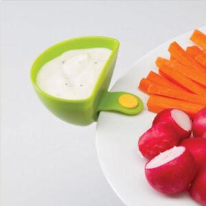 4pcs-Dip-Clip-For-Food-Condiment-Sauce-Cup-Bowls-Kitchen-Cups-Clip-Portable-New