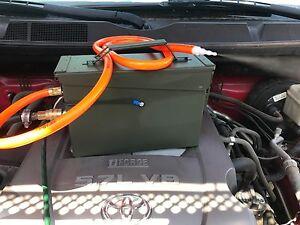 Details about COMPACT SMOKE Machine Diagnostic Emissions Vacuum EVAP Leak  Detector Tester Sale