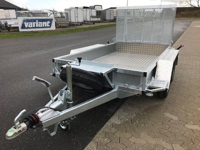 Maskintrailer, Variant 2715 M2 Årg. 2019, lastevne (kg):