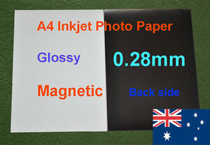 5-sheets-A4-Inkjet-Glossy-Magnetic-Photo-Paper-0-28mm