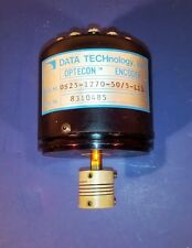 Data Technology Optecon Rotary Encoder OS25-1270-50/5-L13 Wells Index Model 520