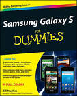 Samsung Galaxy S for Dummies by Bill Hughes (Paperback, 2011)