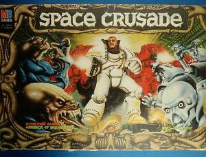 Vintage-MB-Games-Espacio-cruzada-amp-Dreadnought-Repuestos-multi-listado-Elige