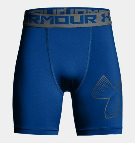 Under Armour  HeatGear Mid Compression Shorts YLG 30-32 inch waist
