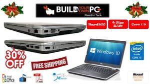 DELL-LATITUDE-E6430-LAPTOP-WINDOWS-10-WIN-DVD-RW-INTEL-i5-2-6GHz-250GB-SSD-HDMI
