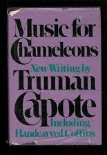 Music for Chameleons: New Writings by Truman Capot