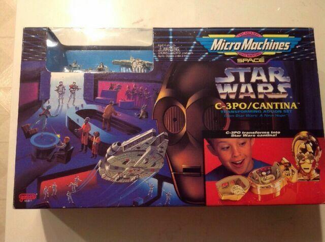 Micro Machines Star Wars C-3PO V4