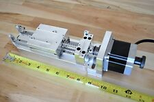 New Techmetric Precision Linear Actuator With Vexta Nema23 Stepper Cnc Z Axis Diy
