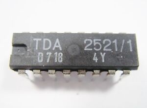 Tda-2521-Synchrondemodulatorkombination-Ic-Schaltkreis-CF34