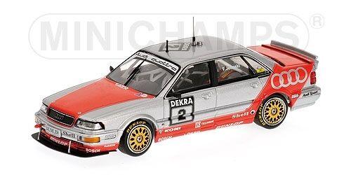 Audi V8 Quattro Team Azr F. Jelinski Dtm 1992 1 43 Model MINICHAMPS