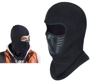 Sturmhaube-Ski-Motorrad-Ride-Maske-Ausen-Winter-Fahrrad-Thermo-Wind-Pro