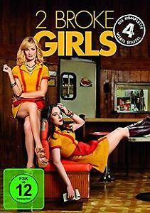 2-Broke-Girls-Staffel-4-3-DVDs-DVD-Zustand-gut