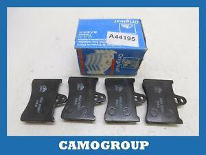 Pills Rear Brake Pads Pad ATE CITROEN Xantia Cx 604911