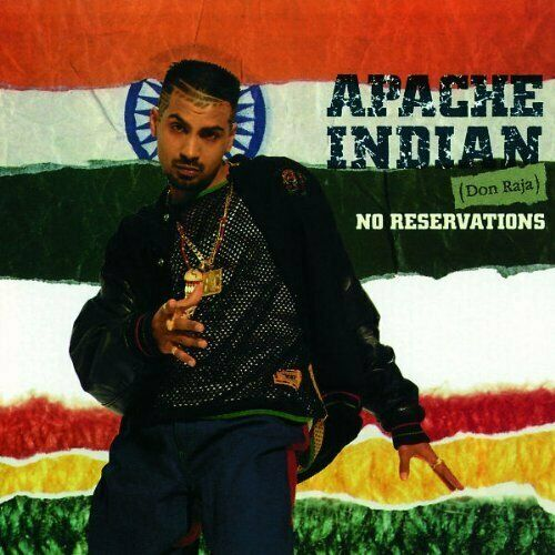 Apache Indian No reservations (1993)  [CD]
