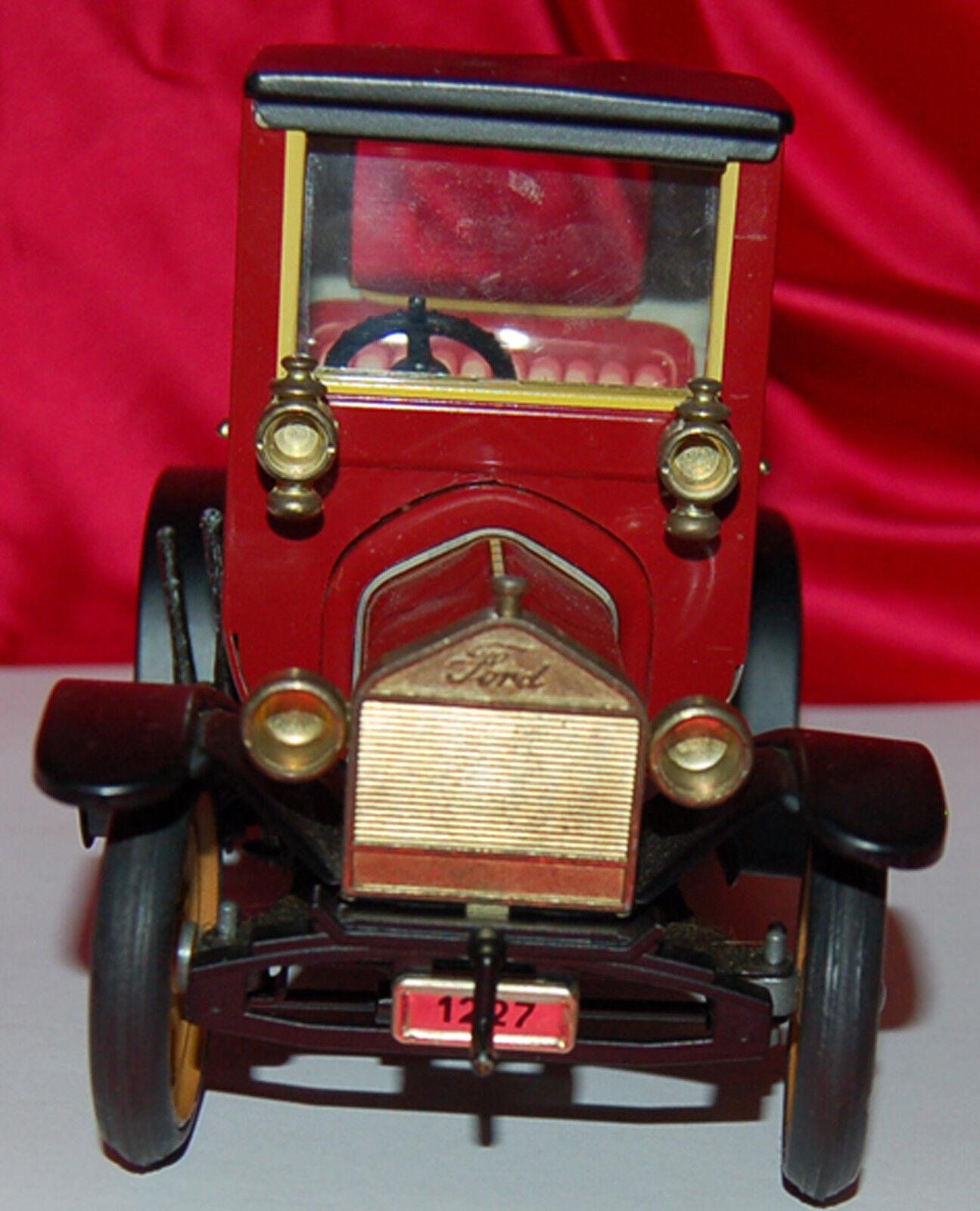 Schuco - Ford Coupé T-1917 - A mécanisme