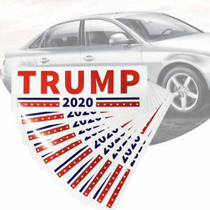 10-Donald-Trump-For-President-2020-Bumper-Sticker-Keep-Make-America-Great-Decals