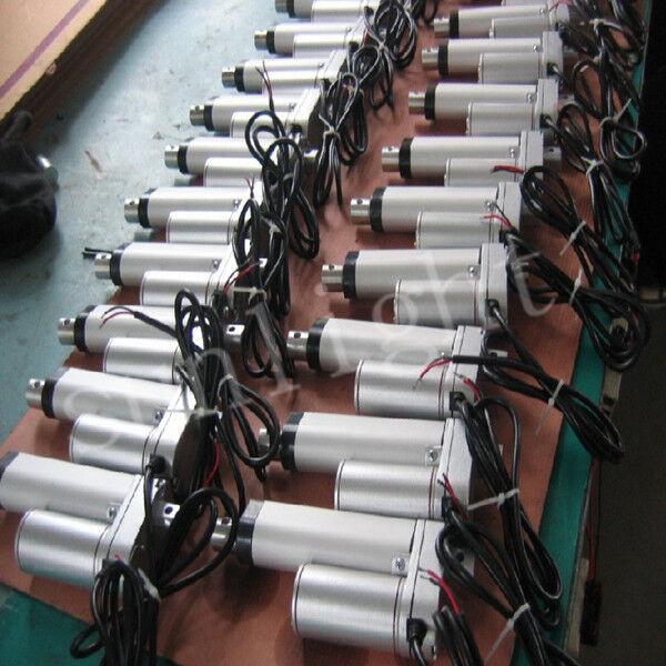 "Heavy Duty Linear Actuator Electric 6""12V DC Linear Mechanical Actuators+Bracket"