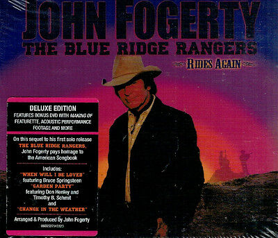 1 12 John Forgerty The Blue Ridge Rangers Rides Again Ebay