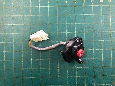 Kubota RTV Headlight Switch//Horn Button k7711-62240 oem part new rtv1100