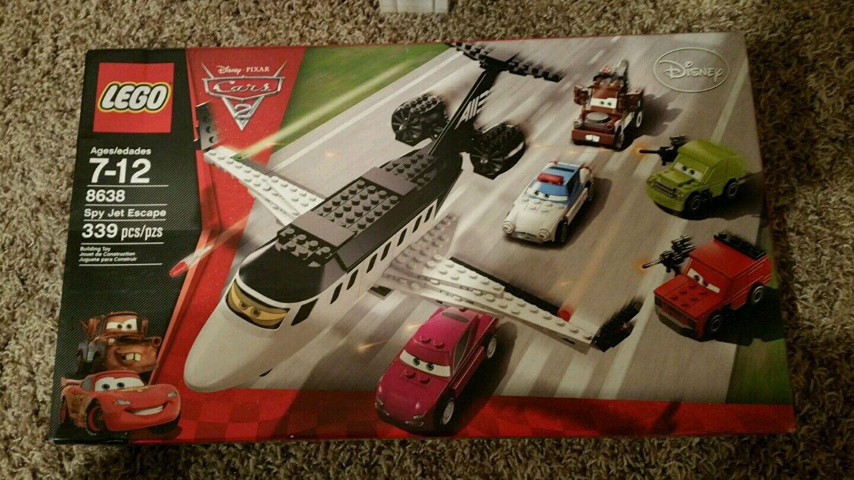 LEGO 8638 SPY JET ESCAPE  NEW IN BOX