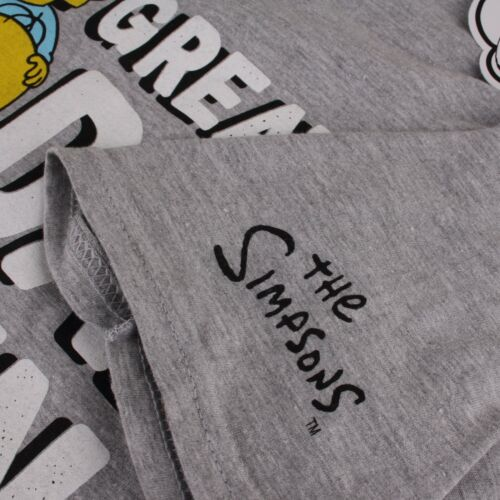 """Mens TShirt The Simpsons /""""GREATEST DAD IN THE HOUSE/"""" S-XXL"""